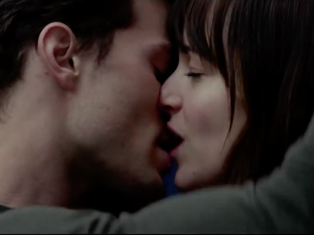 'Fifty Shades' trailer breaks 'Force Awakens' record online