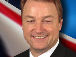 Heller to vote against Clinton