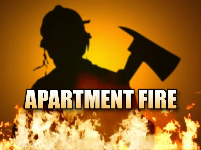 2-alarm fire near Maryland and Sahara
