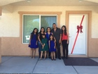 Family presented with new Henderson home