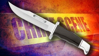 Stabbing suspect allegedly ran onto I-15