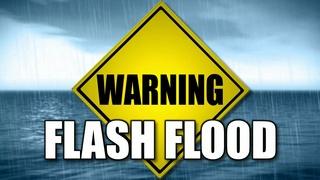 Flood advisory in effect for Friday