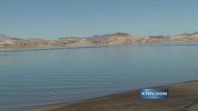 Person dies in drowning at Lake Mead