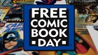2016 Free Comic Book Day events