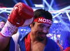 Manny Pacquiao records song for fight against...