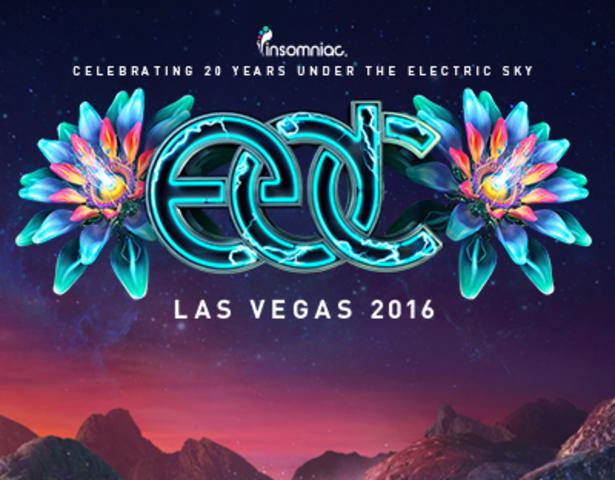 Everything You Need To Know Before Going To EDC Las Vegas KTNV - Edc las vegas map 2016