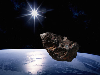 Asteroid to flyby Earth on Halloween
