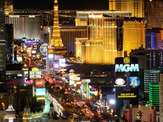 Las Vegas named the Most Fun City in the U.S.