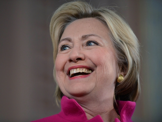 WATCH: Hillary Clinton holds rally in Henderson