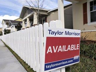 U.S. new home reach 8-year high