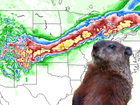 Pineapple Express sets up a Groundhog Day storm