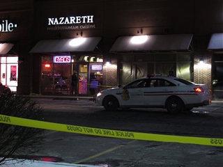 Ohio police kill machete attacker