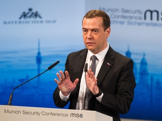 Russian PM: We're headed into a 'new Cold War'