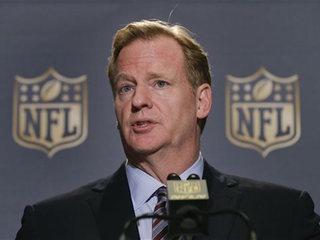 Roger Goodell says Trump disrespected NFL