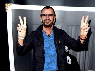 Ringo Starr kicks off tour in Las Vegas