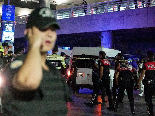 Istanbul airport bombers were Russian, Uzbek, Kyrgyz: Turkey
