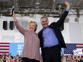 NV Democrats have mixed reactions on Clinton VP