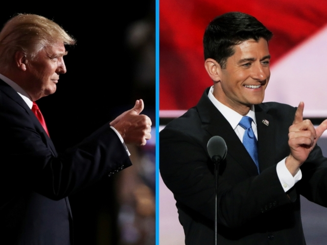 GOP activists feel betrayed by Trump's Ryan endorsement