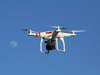 Carson City Public Works uses drone for projects