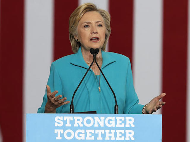 Clinton proposes plan to address mental health treatment