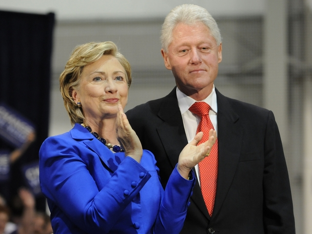 This Man Could Shed Light On The Clinton Foundation - But He Hasn't