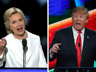 Live coverage of the presidential debate at UNLV