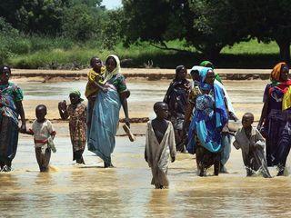 Sudan's leaders accused of killing hundreds