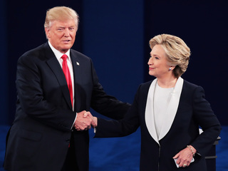 Where to watch the third Presidential Debate