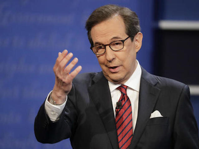 Who Is Presidential Debate Moderator Chris Wallace?