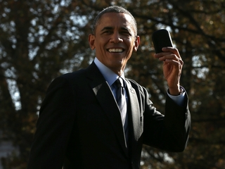 Obama's email was released
