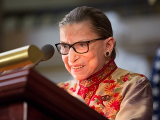 Justice Ginsburg to perform in opera