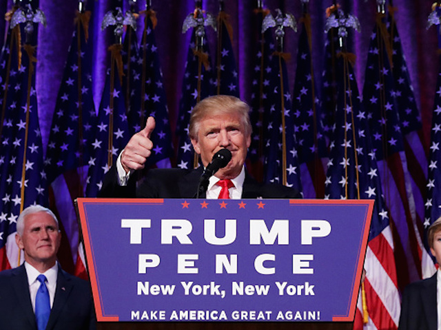 US Presidential Elections 2016: Republican Donald Trump Becomes 45th US President