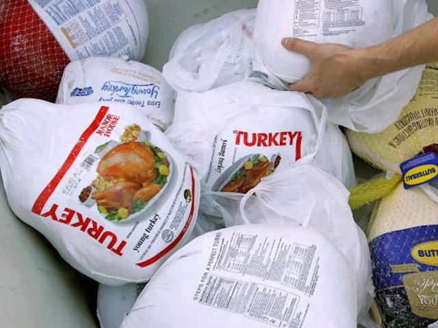 Thanksgiving food safety tips: USDA