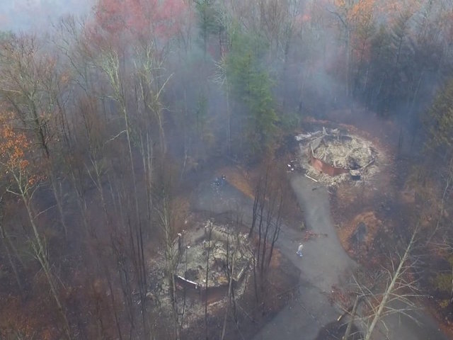 Dolly Patron to hold telethon for Gatlinburg fire victims