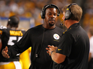 Steelers assistant coach Joey Porter arrested