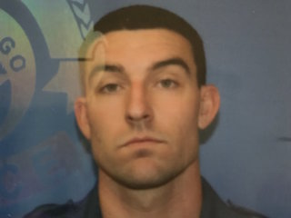 Officer shot in head after checking on woman
