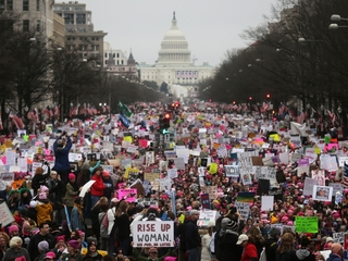 Women March For Range Of Issues In Washington