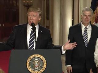 Nevadans react to Trump's Supreme Court nominee