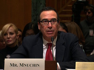 Mnuchin promises tax reform will pass by August