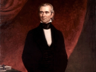 President Polk's body might get moved