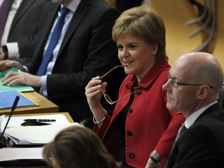 Scottish Parliament pushes for referendum