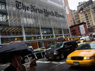 New York Times wants an apology from Fox News