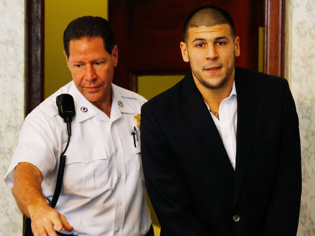Former NFL star Aaron Hernandez kills himself in jail cell