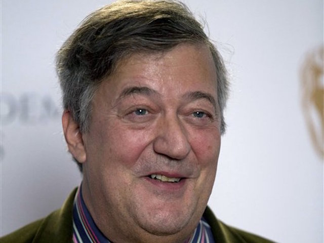 Comedian Stephen Fry focus of blasphemy complaint