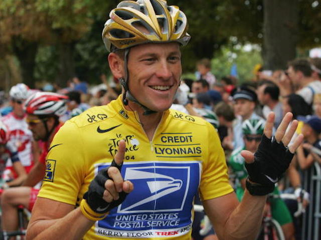 Lance Armstrong scotches death reports in Instagram video