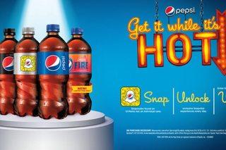 Pepsi to release limited-edition soda Pepsi Fire