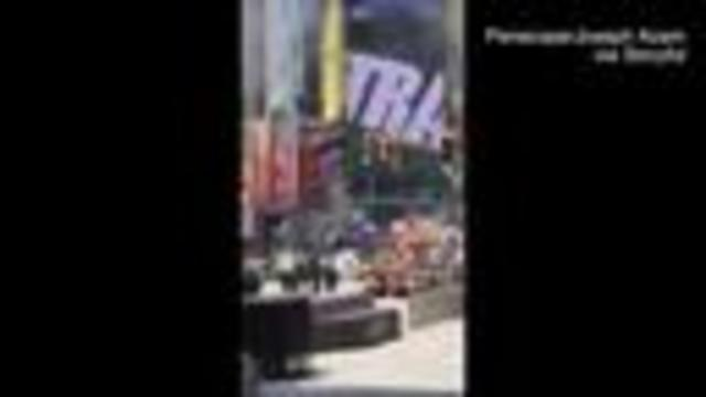 One Killed, 19 Injured After Car Hits Pedestrians in Times Square