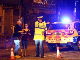 Police: 19 dead at concert in England