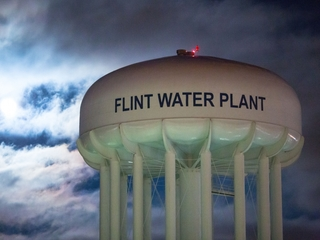 Residents in Flint, Michigan, still in crisis