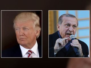 Turkey lodges formal complaint to U.S.